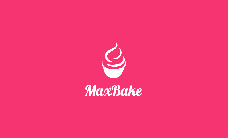 Maxbake - Fully appetizing business name