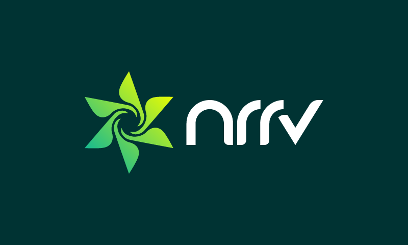 Nrrv - Peaceful startup name for sale