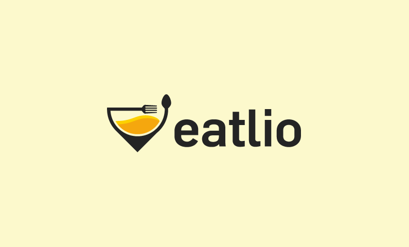 Eatlio - Food and drink product name for sale