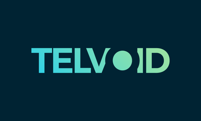 Telvoid - Technology domain name for sale