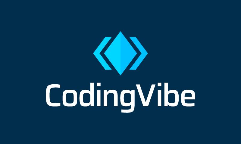 Codingvibe - Programming domain name for sale
