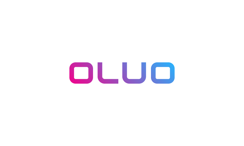 Oluo - Contemporary domain name for sale