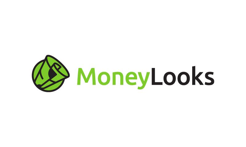 Moneylooks - Finance startup name for sale