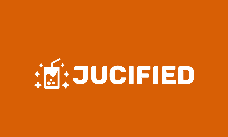Jucified - Retail domain name for sale
