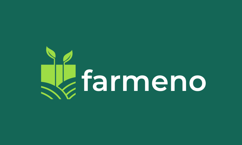 Farmeno - Nutrition business name for sale