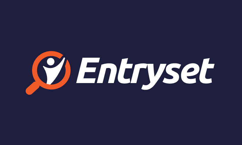 Entryset - Business brand name for sale