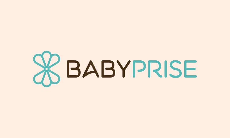 BabyPrise logo
