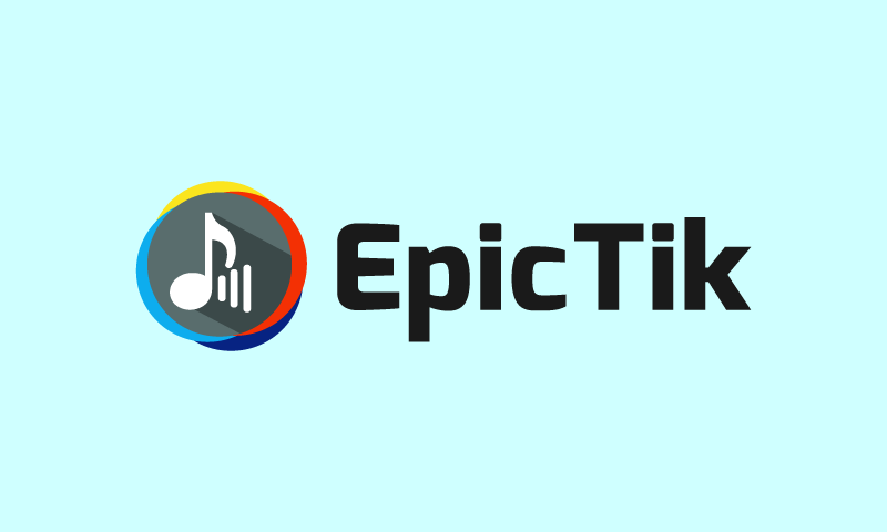 Epictik - Invented brand name for sale