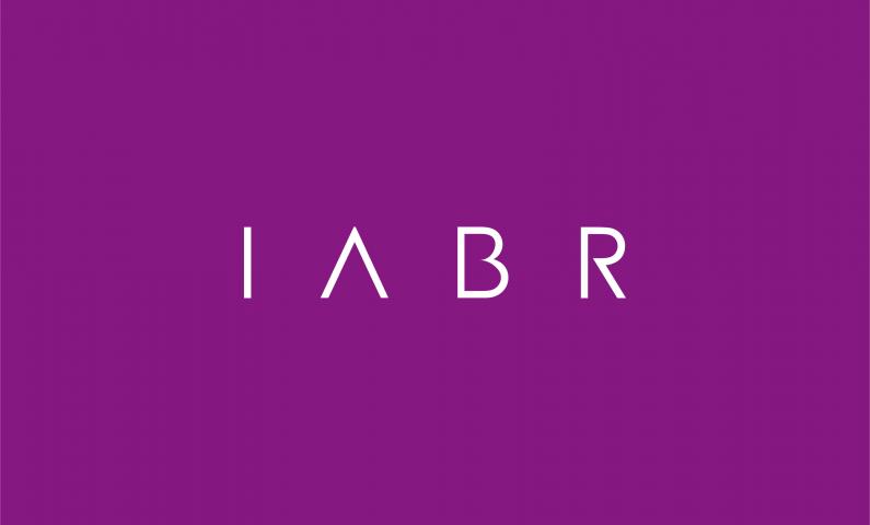 Iabr - Clean modern brand name