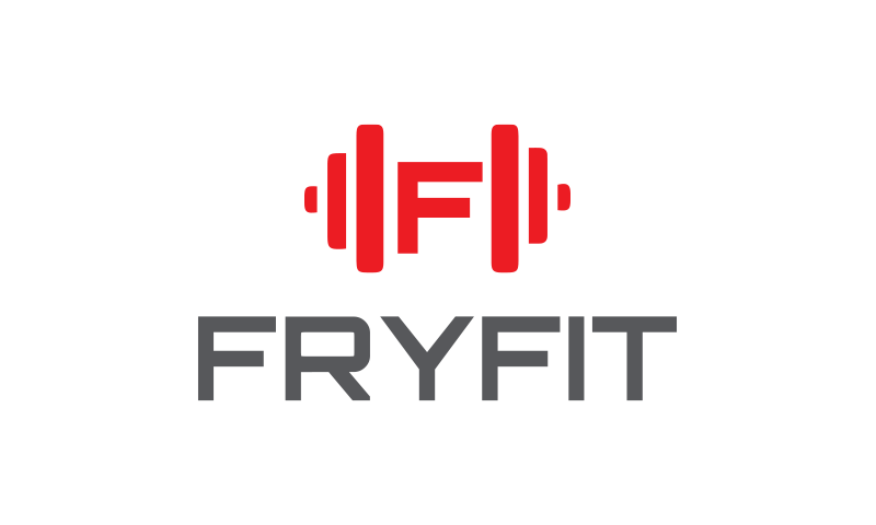 Fryfit - Exercise company name for sale