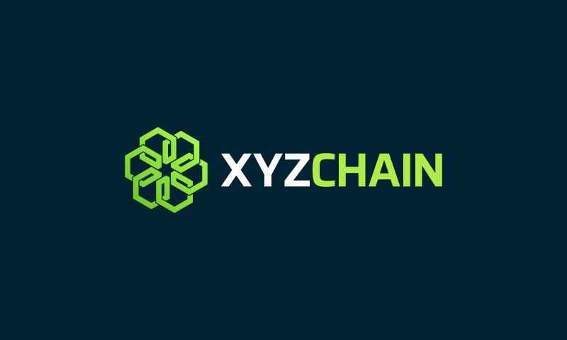 XYZchain logo