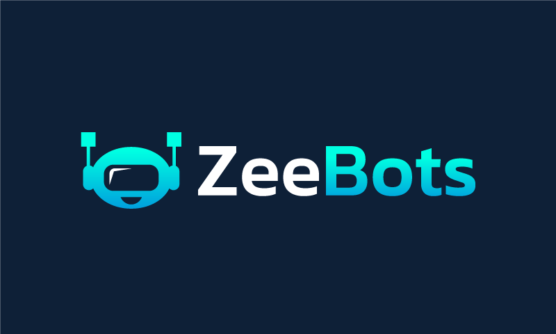Zeebots - Automation startup name for sale