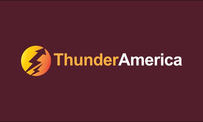 Thunderamerica - E-commerce product name for sale