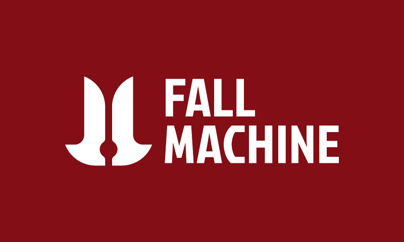 Fallmachine - E-commerce business name for sale