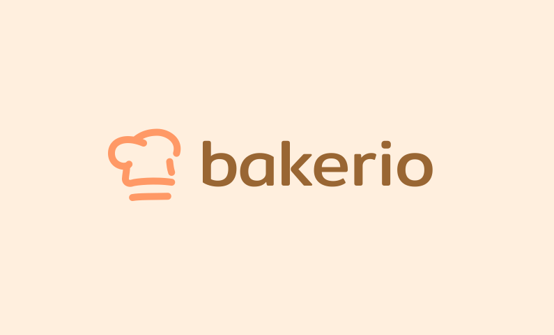 bakerio logo - Have your cake and eat it