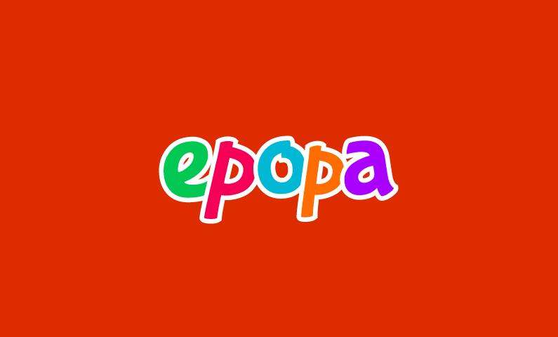 epopa - Fresh and brandable domain name