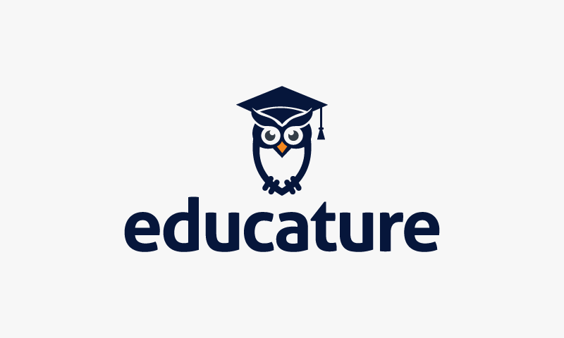 Educature - E-learning brand name for sale