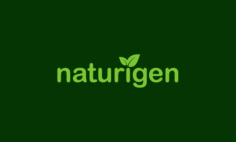 Naturigen - Environmentally-friendly business name for sale