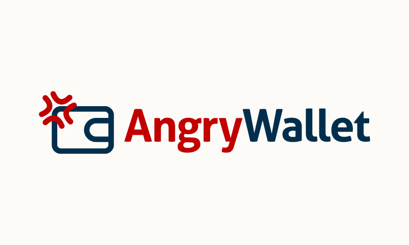 Angrywallet - Possible domain name for sale