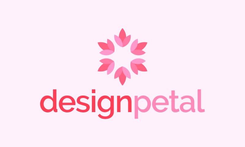 Designpetal - Design company name for sale