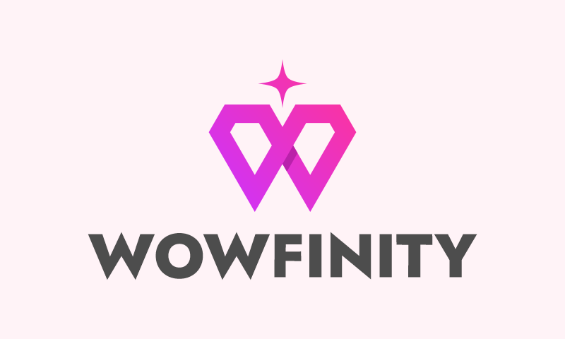 Wowfinity - Retail brand name for sale