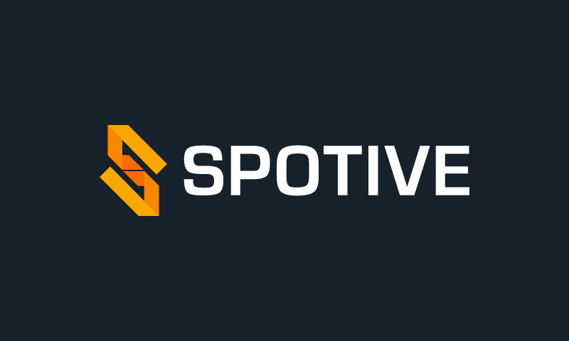 Spotive - Business company name for sale