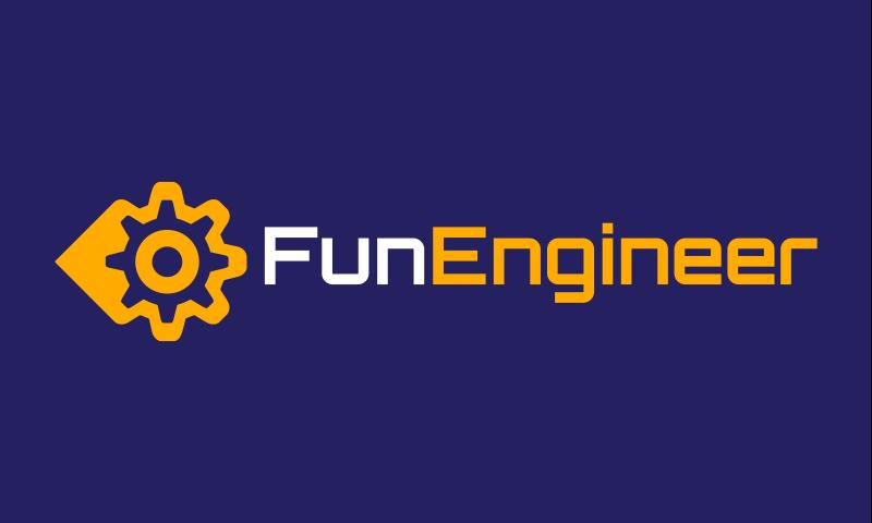Funengineer - Entertainment brand name for sale