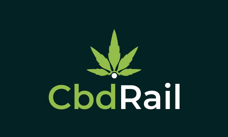 CbdRail logo