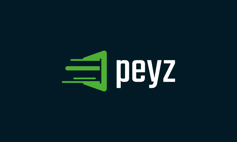 Peyz - Business brand name for sale