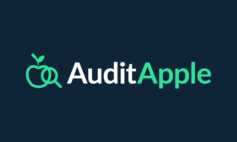 Auditapple - Finance domain name for sale
