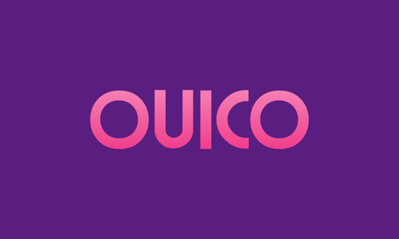 Ouico - E-commerce business name for sale