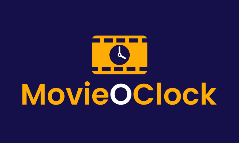 Movieoclock - Film company name for sale