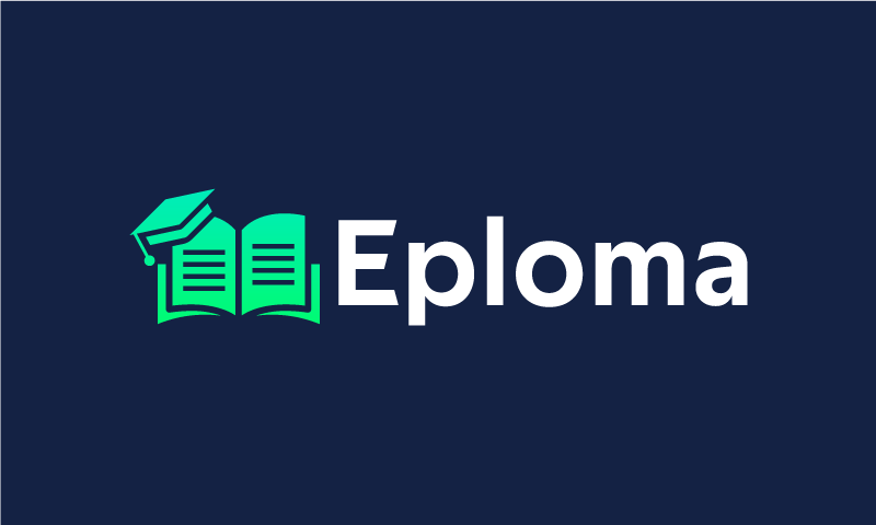 Eploma - Business company name for sale