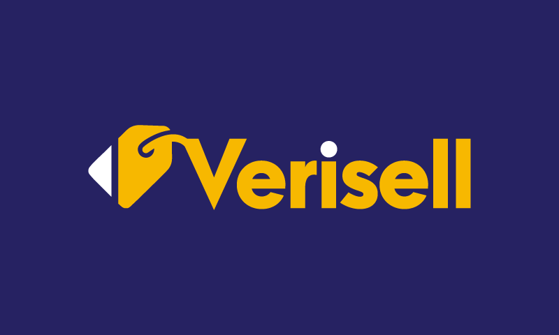 Verisell - Business startup name for sale