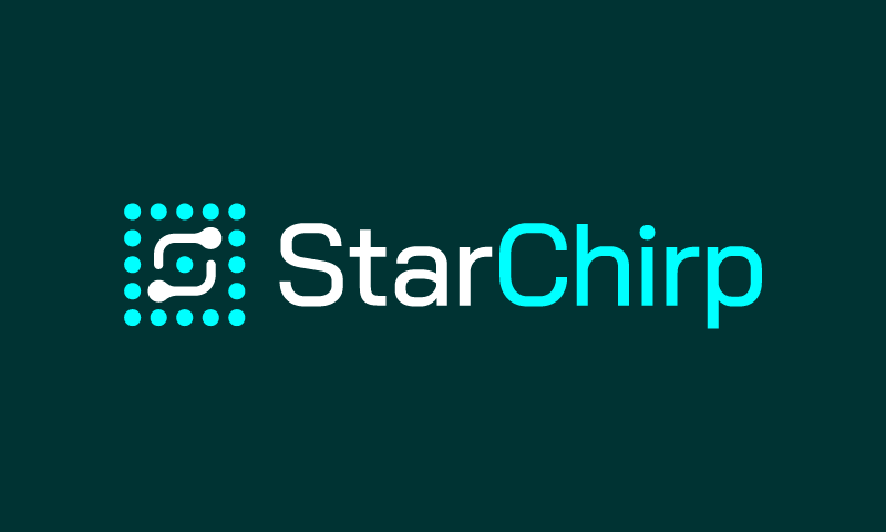 Starchirp - Technology business name for sale