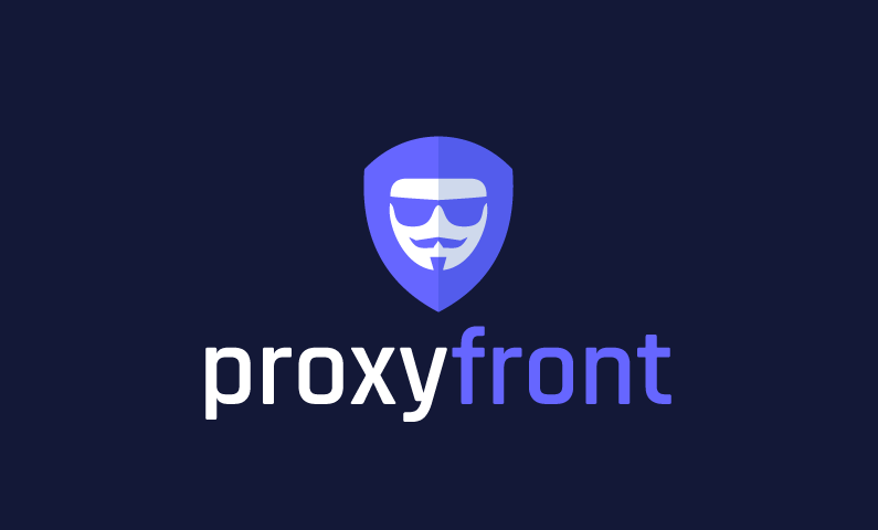 Proxyfront - Technology business name for sale