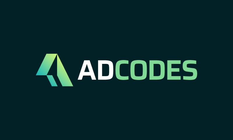 Adcodes - Advertising company name for sale