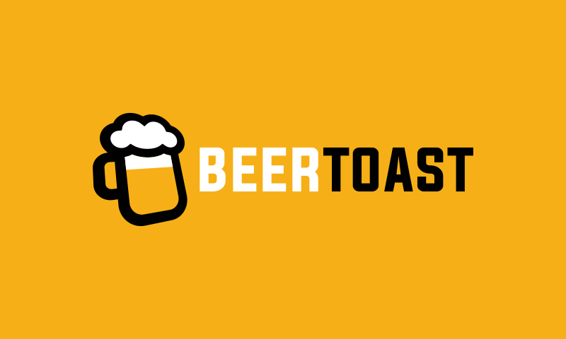 Beertoast - Alcohol business name for sale