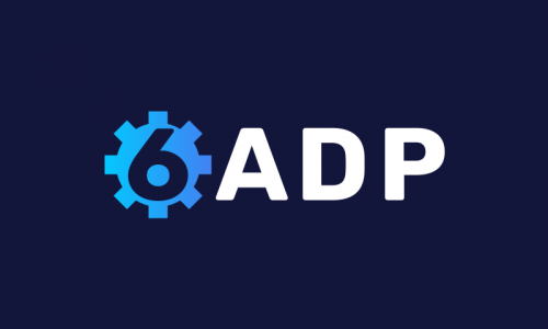 6adp - Logistics startup name for sale