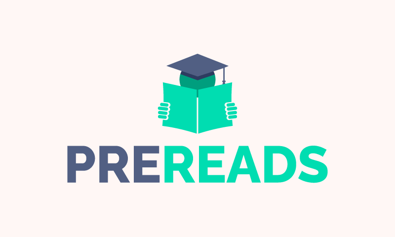 Prereads - Technology startup name for sale