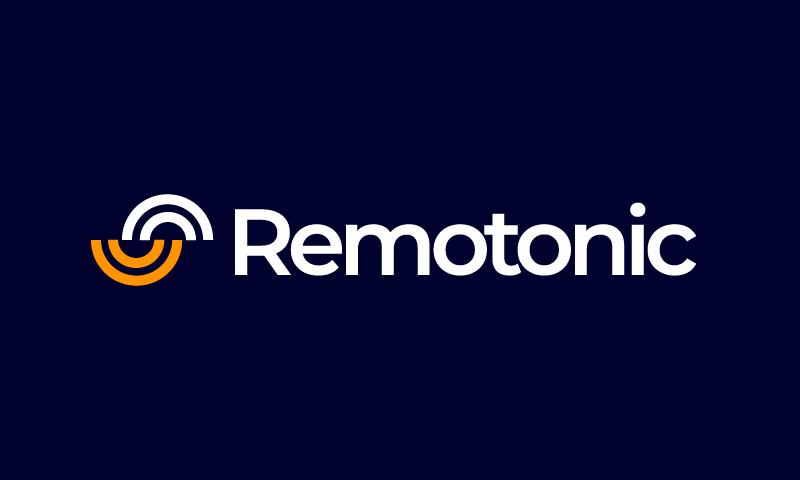 Remotonic - Outsourcing domain name for sale