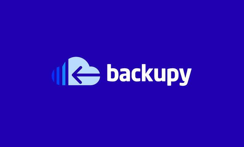 backupy logo - Technical business name