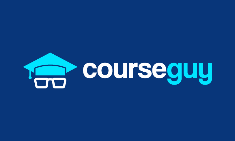 Courseguy - Education startup name for sale