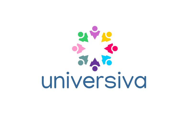 Universiva - Futuristic name for spacious project
