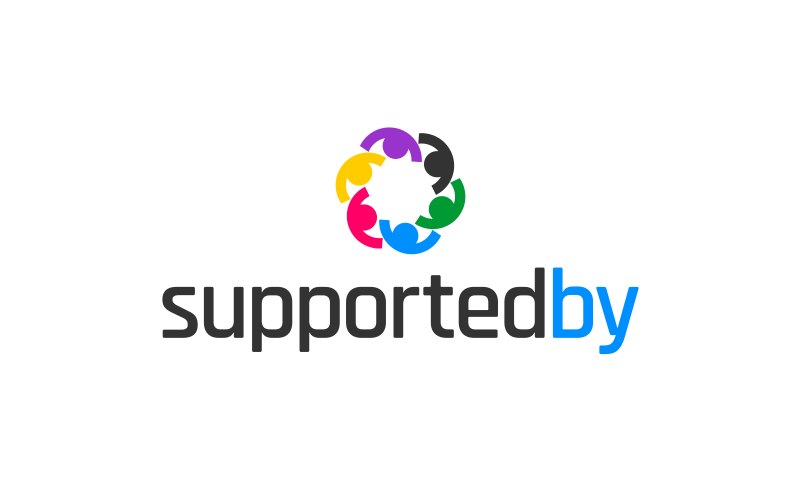 Supportedby - Business company name for sale
