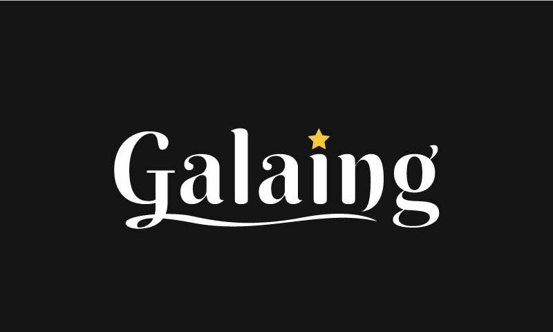 Galaing - Dating startup name for sale