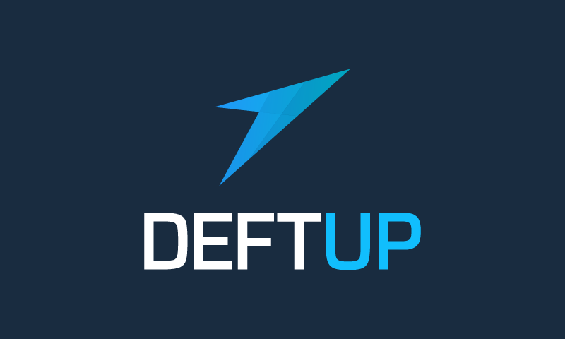 Deftup - Education startup name for sale
