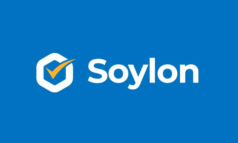 Soylon - Business product name for sale