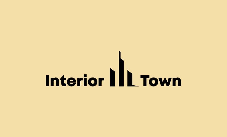 Interiortown - Interior design domain name for sale