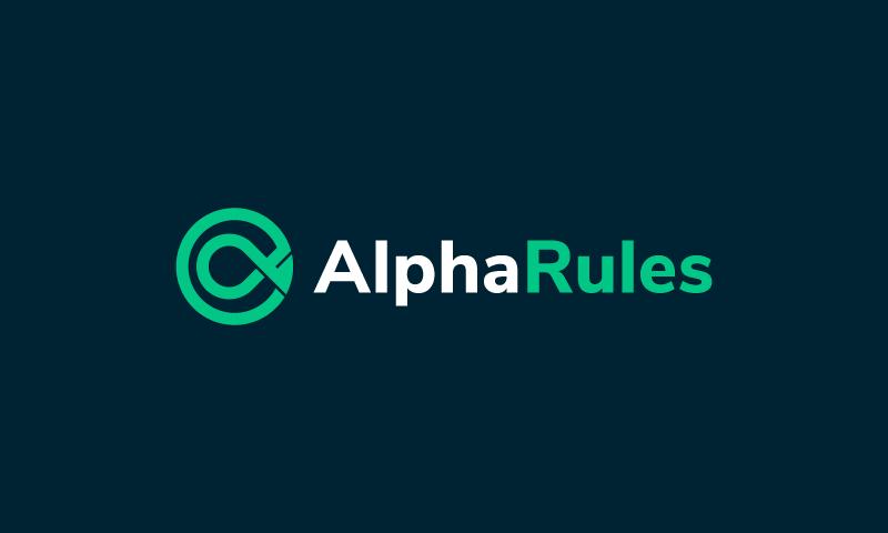 Alpharules